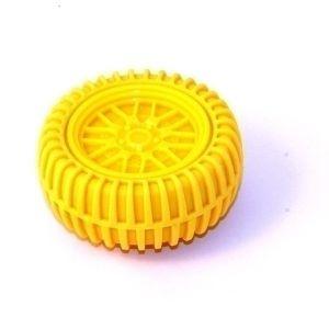 Точилка Колесо (желтая)
