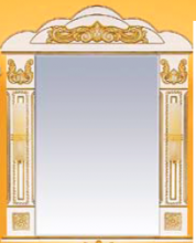 Зеркало Misty Барокко