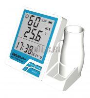 Термогигрометр термометр настольный MLG TH60 - купить в интернет-магазине www.toolb.ru цена обзор