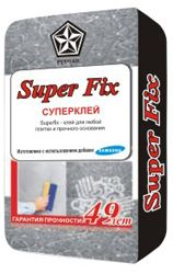 """Клей для плитки Superfix """"Русеан"""" (25 кг)"""