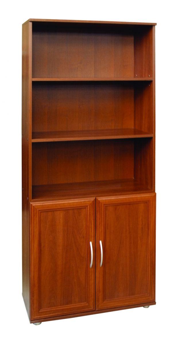 Шкаф для книг без стекла МД 02.02