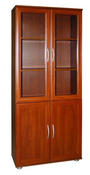 Шкаф для книг без стекла МД 02.03