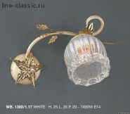 Бра LA LAMPADA WB 1380/1.17