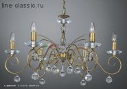 Люстра LA LAMPADA L 160/3+3.47