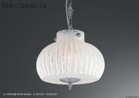 Люстра LA LAMPADA L 1177/1.02 Scavo
