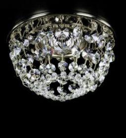 Светильник ART GLASS Спот 08 никель