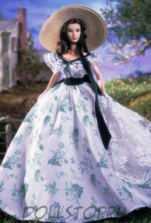"""Коллекционная кукла Скарлетт О'Хара в поместье """"Двенадцать дубов"""" - Scarlett O'Hara Doll Barbecue at Twelve Oaks"""