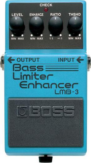 BOSS LMB-3 Педаль гитарная Bass Limiter