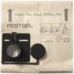 Фильтроэлементы (Мешки-пылесборники) FESTOOL комплект из 5 шт FIS-CT 55/5 452973