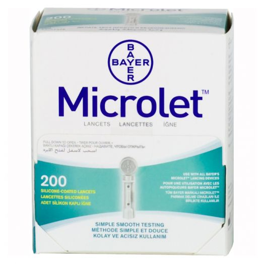 Ланцеты Микролет (Microlet ), Байер №200