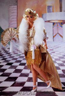 """Коллекционная кукла Барби Flapper из коллекции """"Великие Эры"""" - 1920's Flapper Barbie Doll"""