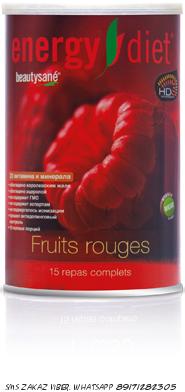 Коктейль «Красные фрукты» Energy Diet