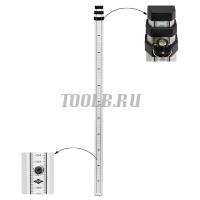 Рейка нивелирная RGK TS  - купить в интернет-магазине www.toolb.ru цена и обзор