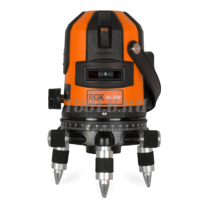 RGK UL-21W MAX - лазерный нивелир