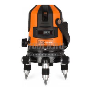 RGK UL-41A - лазерный нивелир