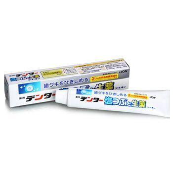 """563440 """"DENTA"""" Паста зубная лечебно-профилактическая с экстрактом лекарственных трав и солью, 180г."""