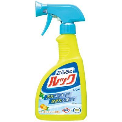 """015352 Чистящее средство для ванной """"LOOK"""" с ароматом апельсина, спрей, 400 мл"""