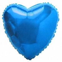 "Фигура ""Сердце"" синий, 32"", Испания"