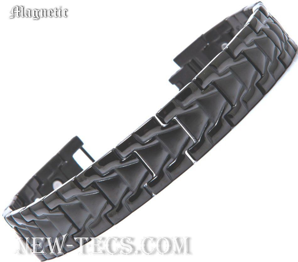 Магнитный браслет ST-006NT-Mj-steel