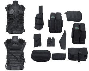 Разгрузка Gen X Global Lightweight Modular Vest - Black