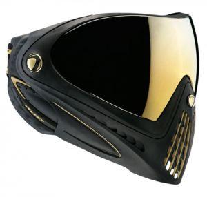 Маска Dye i4 Black Gold