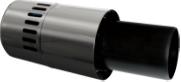 Горизонтальная коаксиальная труба с наконечником,  полипропиленовая, диам. 110/160 мм, длина 1000 мм, НТ  KUG 71413331