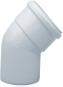 Отвод полипропиленовый 45°,  диам. 80 мм, HT   KHG 71405931