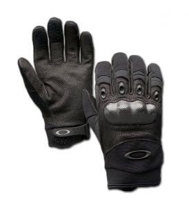 Перчатки Assault Airsoft Full Finger - Black