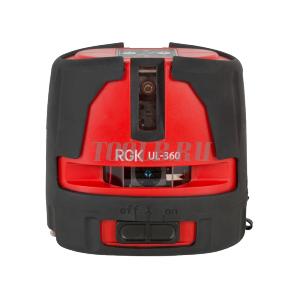 RGK UL-360 - лазерный нивелир