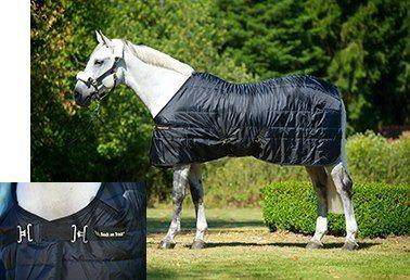 Денниковая попона для лошади Back on Track Rime Mia с шагом
