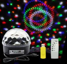 Диско-шар Led Magic Ball Light (цветомузыка)