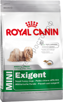 Royal Canin для собак Mini Exigent