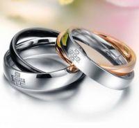 Двойные обручальные кольца