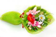 """Букет из конфет №422-2К """"Дыхание весны"""""""