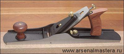 Рубанок фуганок Veritas N6 457 мм / 60 мм / А2 05P28.01 М00003028