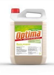 Оптима Жидкое мыло канистра ПЭТ 5 л