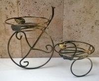 Велосипед-2 мини золотой