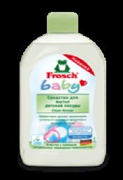 Frosch Средство для мытья детской посуды, 0,5 л