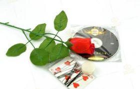 Плавающая роза Дэвида Копперфильда (без DVD)