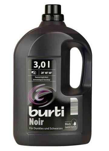 Burti Noir жидкое средство для стирки чёрного и тёмного белья 3 л