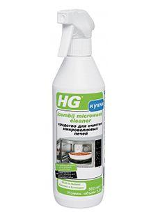 HG Средство для очистки микроволновых печей 500 мл