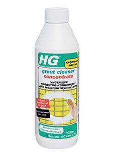 HG Средство для мытья цементных швов 500 мл