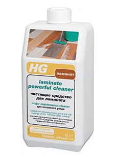 HG Чистящее средство для ламината 1000 мл