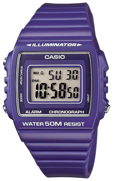 Casio W-215H-6A