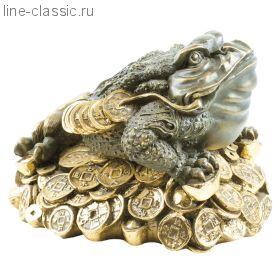 Скульптура Империя Богачо Символ достатка и благополучия (22289 Б)