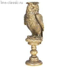Скульптура Империя Богачо Филин (22447 Б)