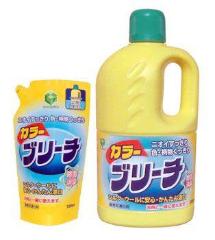 Mitsuei Кислородный отбеливатель для цветных вещей