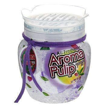 Освежитель-поглотитель для помещений гелеобразный Арома палип