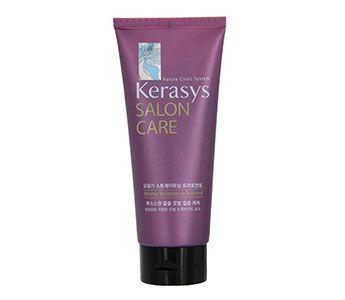 """Маска для волос """"Kerasys. Salon Care"""", выпрямление Ю.Корея"""