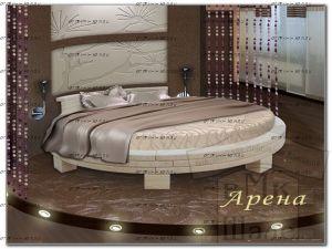 Кровать Арена круглая (ВМК Шале)